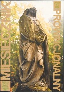 Miesięcznik Prowincjonalny, 2004, R. 7, nr 11/12