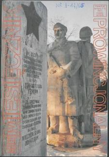 Miesięcznik Prowincjonalny, 2005, R. 8, nr 9/12