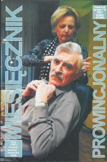 Miesięcznik Prowincjonalny, 2008, R. 10, nr 2
