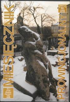 Miesięcznik Prowincjonalny, 2009, R. 11, nr 1