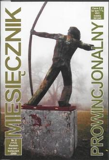 Miesięcznik Prowincjonalny, 2009, R. 11, nr 2