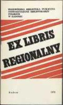 Exlibris Regionalny
