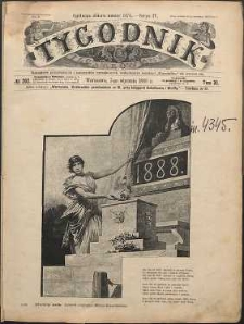 Tygodnik Ilustrowany, 1888, T. 11, nr 262