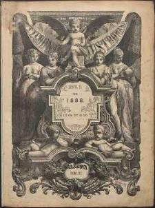 Tygodnik Ilustrowany, 1888, T. 11, spis rzeczy