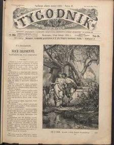 Tygodnik Ilustrowany, 1888, T. 11, nr 268