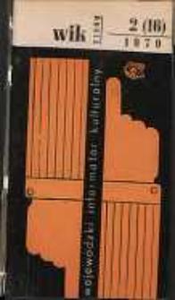 Wojewódzki Informator Kulturalny Radom, 1979, nr 2