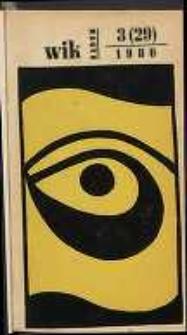Wojewódzki Informator Kulturalny Radom, 1980, nr 3