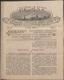 Brzask : Radomski Tygodnik Obrazkowy, 1916, R. 1, nr 18