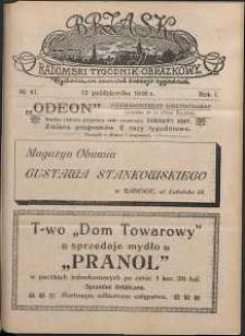 Brzask : Radomski Tygodnik Obrazkowy, 1916, R. 1, nr 41