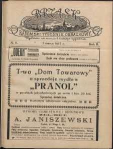 Brzask : Radomski Tygodnik Obrazkowy, 1917, R. 2, nr 9