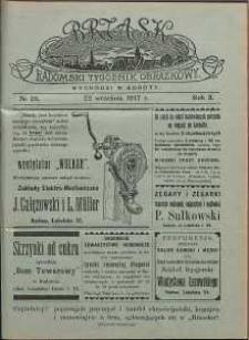 Brzask : Radomski Tygodnik Obrazkowy, 1917, R. 2, nr 26