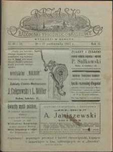 Brzask : Radomski Tygodnik Obrazkowy, 1917, R. 2, nr 30-31