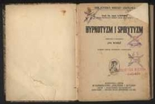 Hypnotyzm i spirytyzm