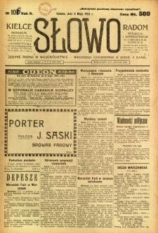 Słowo, 1923, R. 2, nr 106
