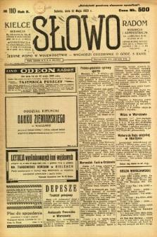 Słowo, 1923, R. 2, nr 110
